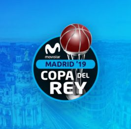 Apuesta de Baloncesto – Copa del Rey '19 – Real Madrid vs Movistar Estudiantes