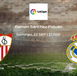 Sevilla – Real Madrid