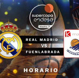 Real Madrid – Fuenlabrada